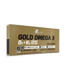 OLIMP Gold Omega 3 D3+K2 Sport Edition 60 kaps.