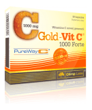 OLIMP Gold-Vit C 1000 Forte 30 kaps.