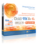 OLIMP Gold-Vit D3+K2 30 kaps.