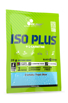 Iso Plus + L-Carnitine