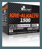 OLIMP Kre-Alkalyn 1500 120 kaps.