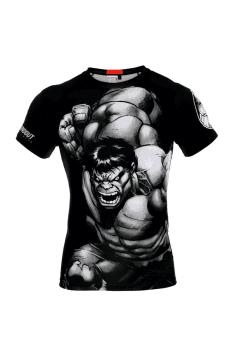 Rashguard short Marvel Hulk 2.0