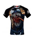 POUNDOUT Rashguard short Marvel Venom 2.0
