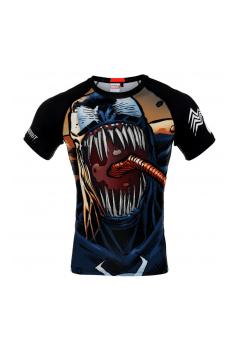 Rashguard short Marvel Venom 2.0