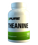 PURE L-Theanine 500mg 120 kaps.
