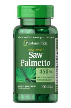 Saw Palmetto 450mg