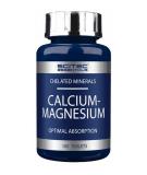 SCITEC Calcium-Magnesium 100 tab.