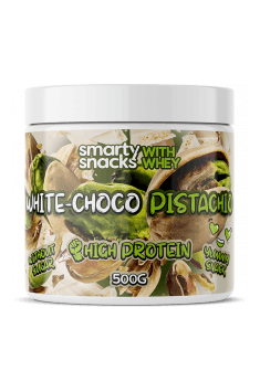 White-Choco Pistachio with whey