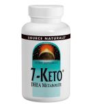 SOURCE NATURALS 7-Keto DHEA 50mg 60 tab.