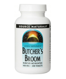 SOURCE NATURALS Butchers Broom 250 tab.