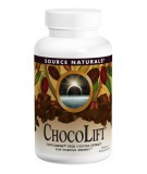 SOURCE NATURALS ChocoLift 500mg 60 kaps.