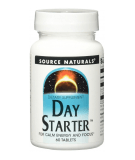SOURCE NATURALS Day Starter 60 tab.