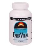 SOURCE NATURALS EnerVital 60 tab.