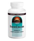SOURCE NATURALS HydroxoCobalamin 1mg 60 tab.