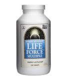 SOURCE NATURALS Life Force No Iron 180 tab.