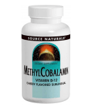 SOURCE NATURALS Methylcobalamin 1mg 120 tab.
