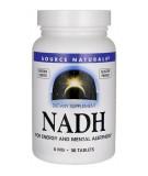 SOURCE NATURALS NADH 5mg 30 tab.