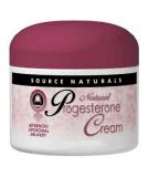 SOURCE NATURALS Progesterone Natural Cream 113,4g