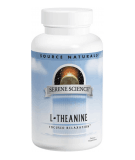 SOURCE NATURALS L-Theanine 200mg 120 kaps.