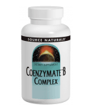 SOURCE NATURALS Coenzymate B Complex 60 pastylek