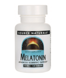 SOURCE NATURALS Melatonin 10mg 120 tab.