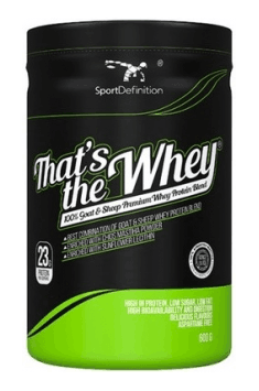 That's The Whey Goat & Sheep