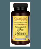 SWANSON AjiPure L-Methionine 60 kaps.
