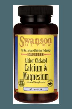 Albion Chelated Magnesium & Calcium