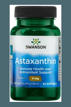 Astaxanthin 4mg