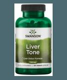 SWANSON Liver Tone 120 kaps.