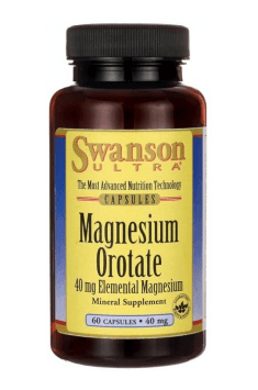 Magnesium Orotate 40mg