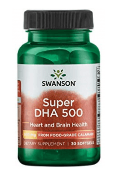 Super DHA 500