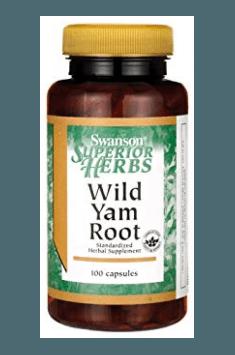 Wild Yam Root