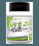 TREC Vit. D3 + K2 (MK-7) 60 kaps.