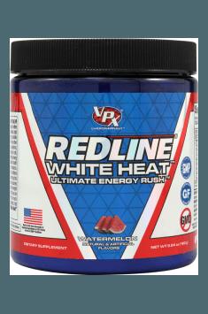 Redline White Heat (wersja USA)