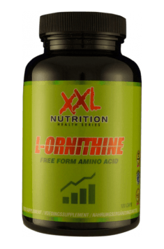 L-Ornithine 500mg