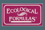 Ecological Formulas